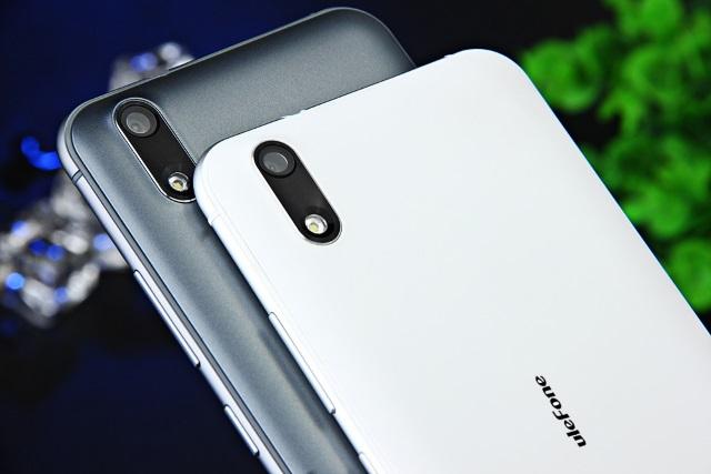 Ulefone Paris — бюджетный смартфон с восьмиядерным процессором