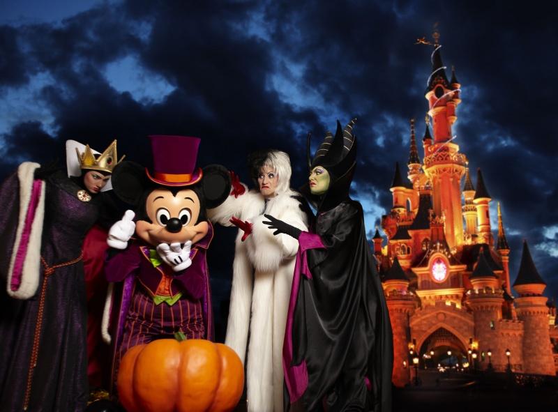 «Звездопад» игр отDisney: подборка послучаю Хэллоуина