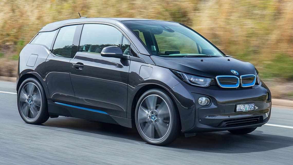 Apple Car будет построен на базе BMW i3