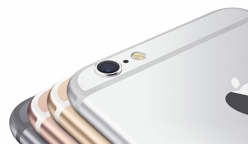 iPhone 6s и iPhone 6s Plus: старт продаж в России
