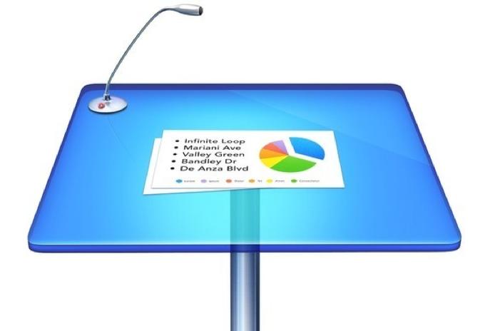 Автоматизация рутины в OS X. Урок 2. Генерация слайдов для презентаций