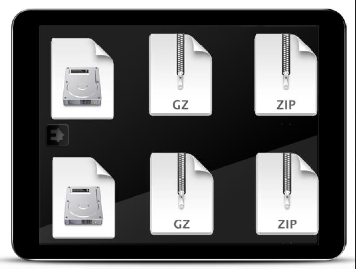 Автоматизация рутины в OS X. Часть 9. Пакетная архивация файлов