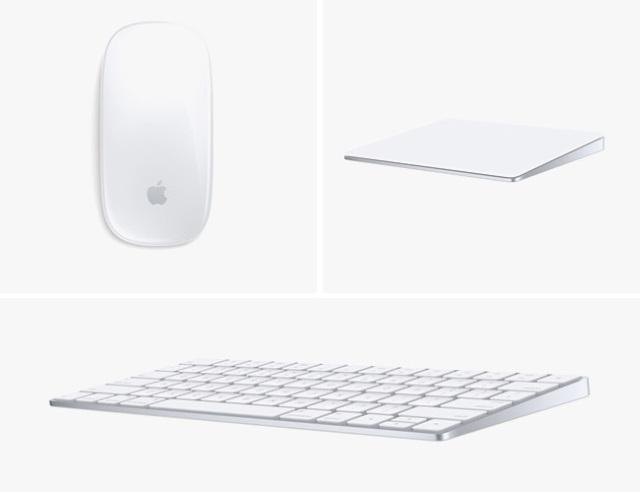 Недостатки Magic Keyboard, Magic Mouse 2иMagic Trackpad 2