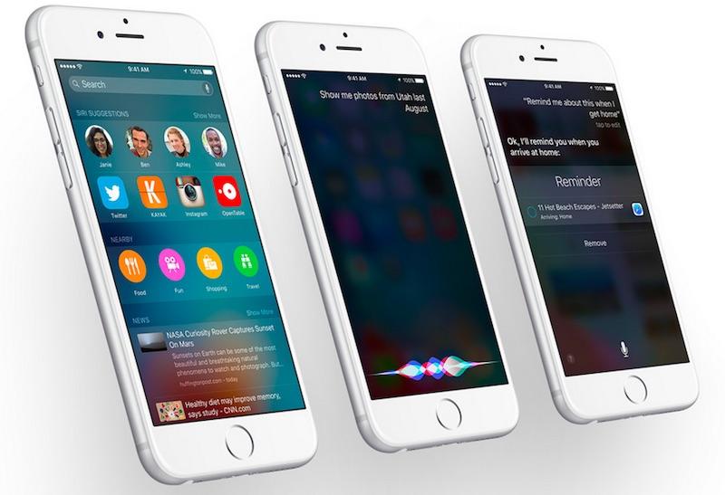 Вышла финальная версия iOS 9.1