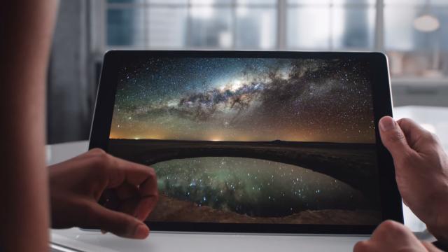 Мировые продажи iPad Pro стартуют в первую неделю ноября
