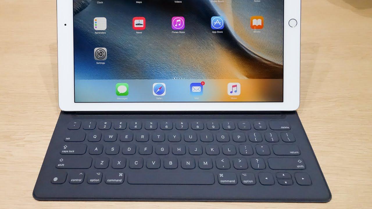 Smart Keyboard для iPad Pro не получит русскую раскладку