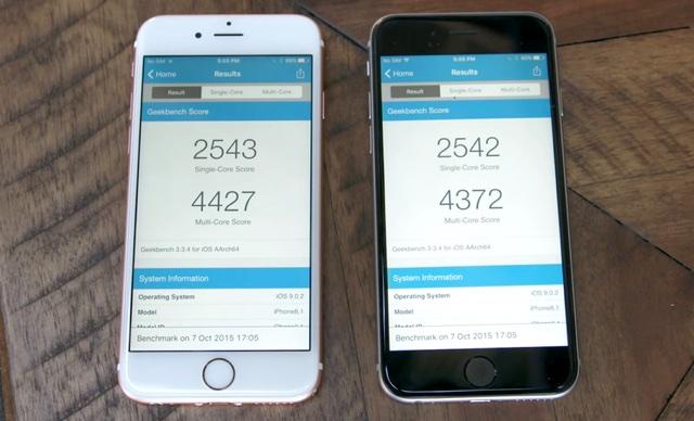 Apple прокомментировала ситуацию с чипами разных производителей в iPhone 6s