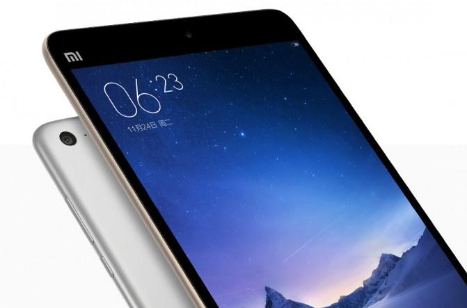 Xiaomi представила клон iPad mini 4