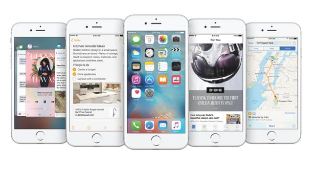 В Apple уже тестируют iOS 10 и OS X 10.12