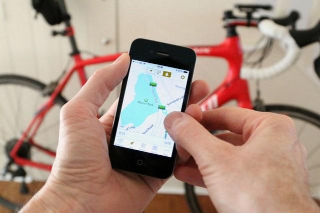 Apple и спорт: лучшие приложения для велосипедистов на iPhone