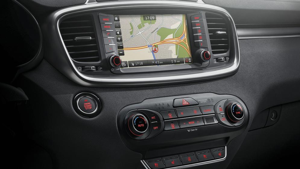 Всередине 2016 года нароссийском рынке появятся Kia споддержкой CarPlay