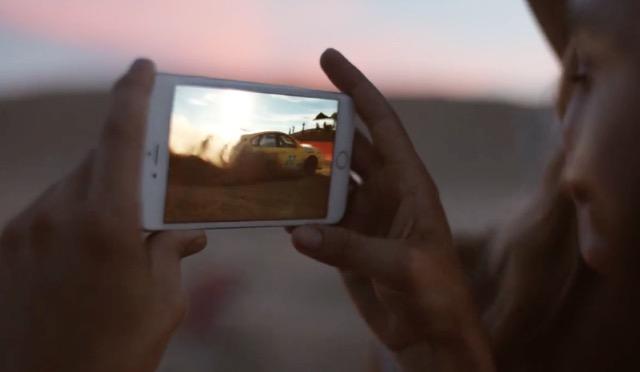 Новая реклама Apple о Siri и производительности iPhone 6s