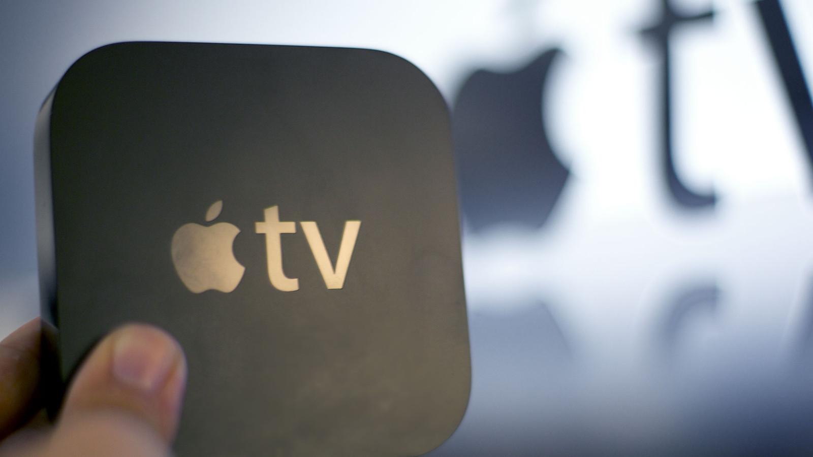 Производство Apple TV 5 начнется в начале 2016 года