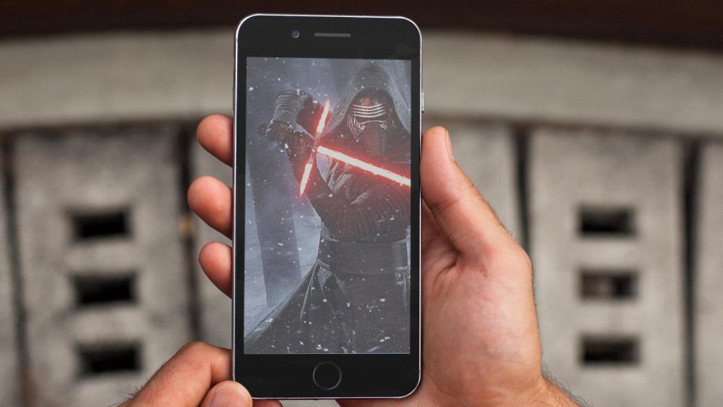 «Звездные войны: Пробуждение Силы»— лучшие обои для iPhone