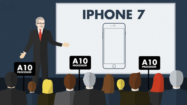 TSMC может стать единственным производителем чипов Apple A10