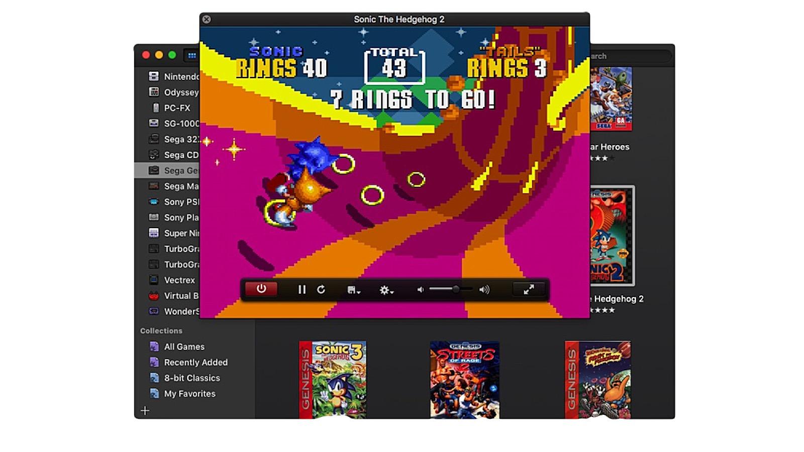 Эмулятор ретроприставок OpenEmu теперь поддерживает Nintendo 64 и PlayStation 1
