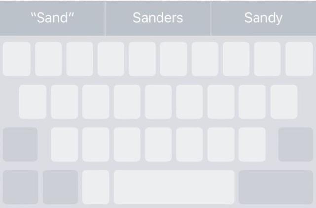 Как активировать режим трекпада на клавиатурах старых iPhone (Cydia)