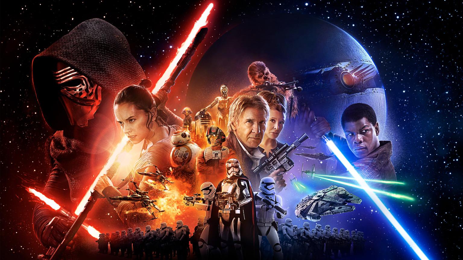 «Звездные войны»— все эпизоды нарусском вiTunes Store