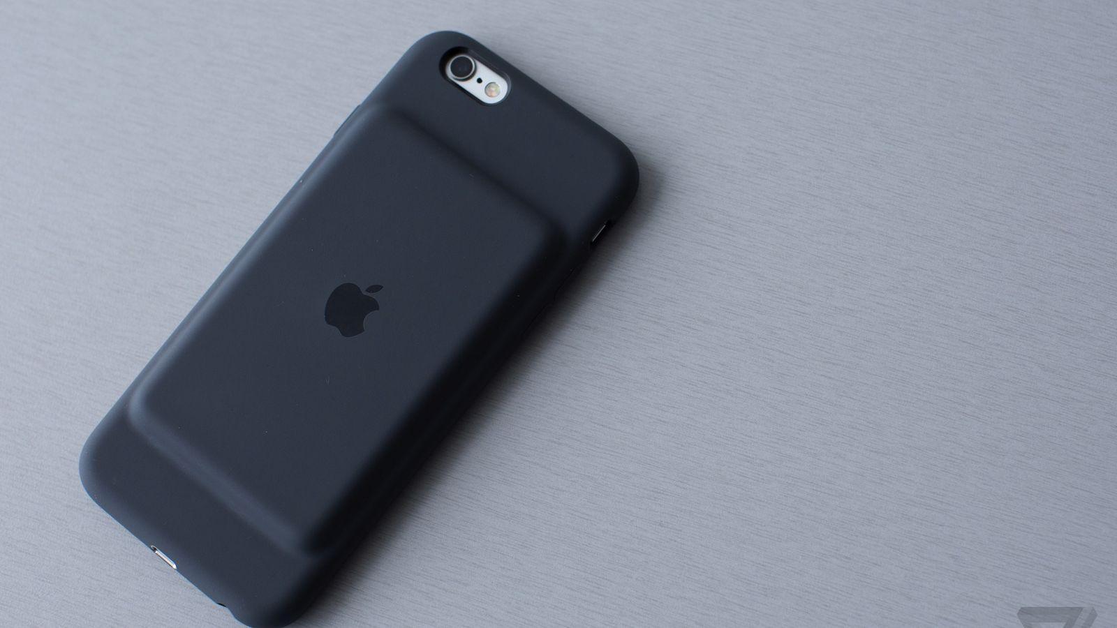Пользователи высмеивают новый чехол от Apple