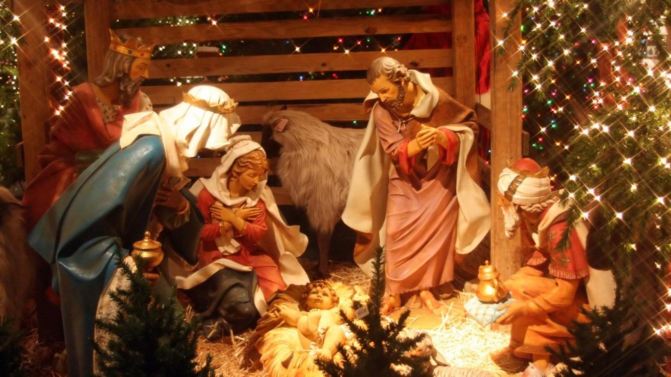 Поздравляем сРождеством Христовым