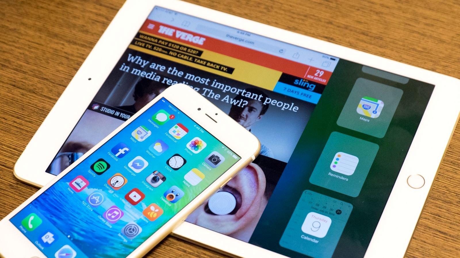 Почему не стоит обновляться на iOS 9.2.1