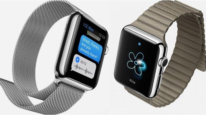 Apple Watch заняли больше половины рынка смарт-часов в2015 году