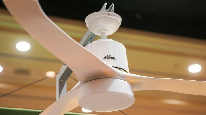 Hunter анонсировала «умные» потолочные вентиляторы споддержкой HomeKit