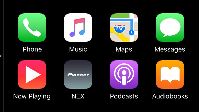 Как выглядит обновленный интерфейс Apple CarPlay