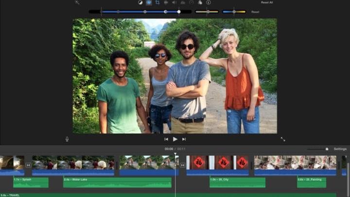 Вышла обновленная версия iMovie для Mac