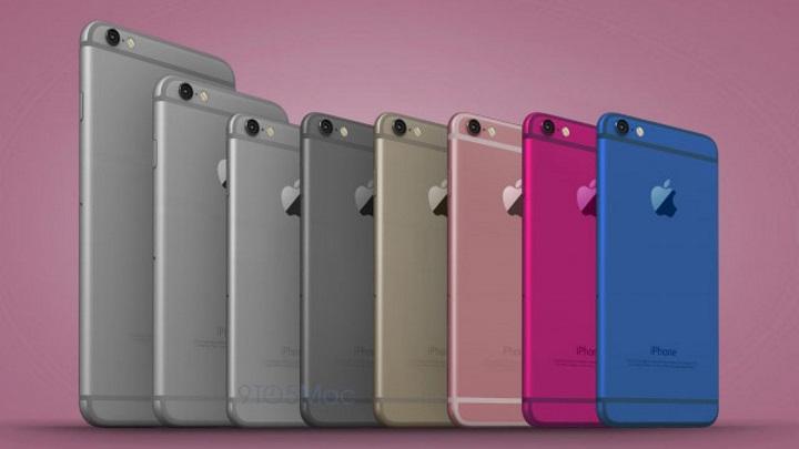 Самый реалистичный концепт 4-дюймового iPhone 6c