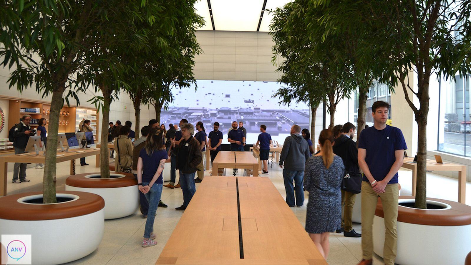 29-й Apple Store Китая откроется в эту субботу