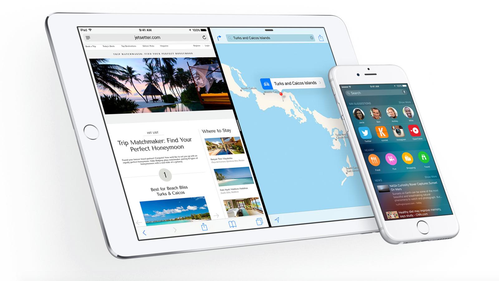 Распространенные проблемы iOS 9 и способы их устранения