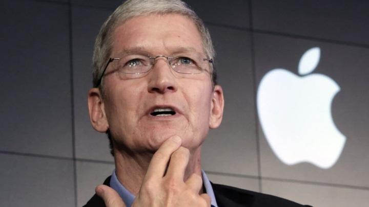Apple больше несамая дорогая компания мира