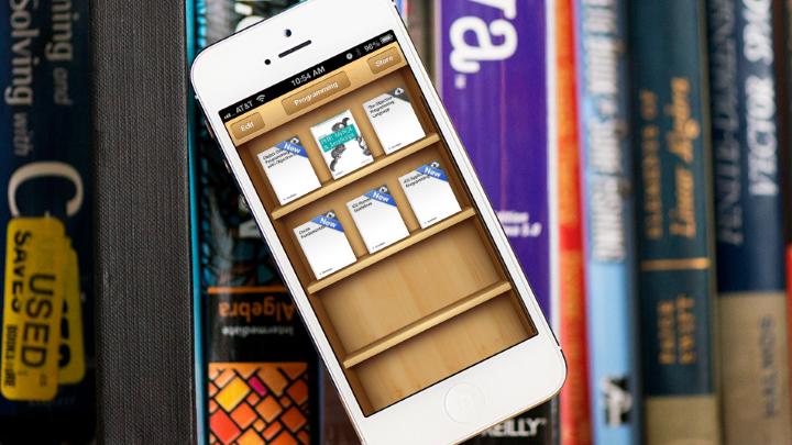 Где скачать книги для iPhone или iPad