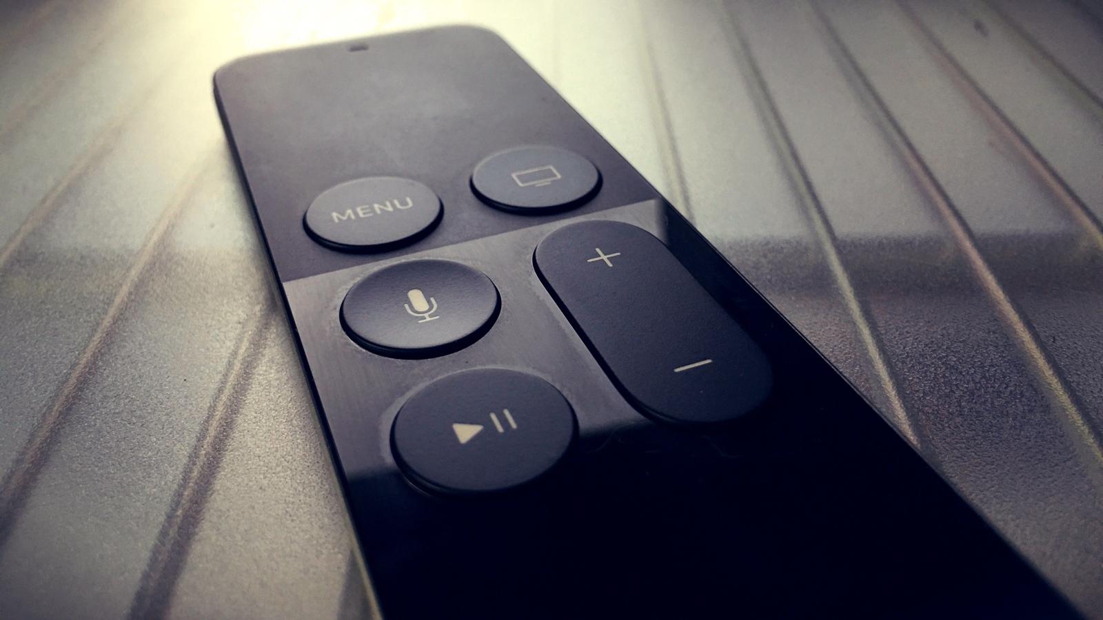 iPhone обзаведется функциональностью пульта управления для Apple TV 4