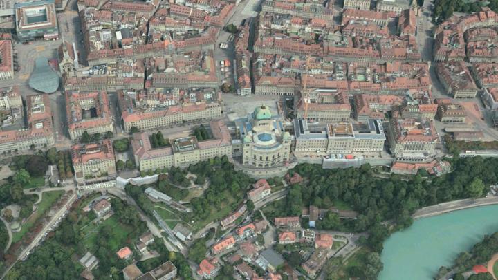Видами еще 20городов теперь можно насладиться в3D-режиме Flyover