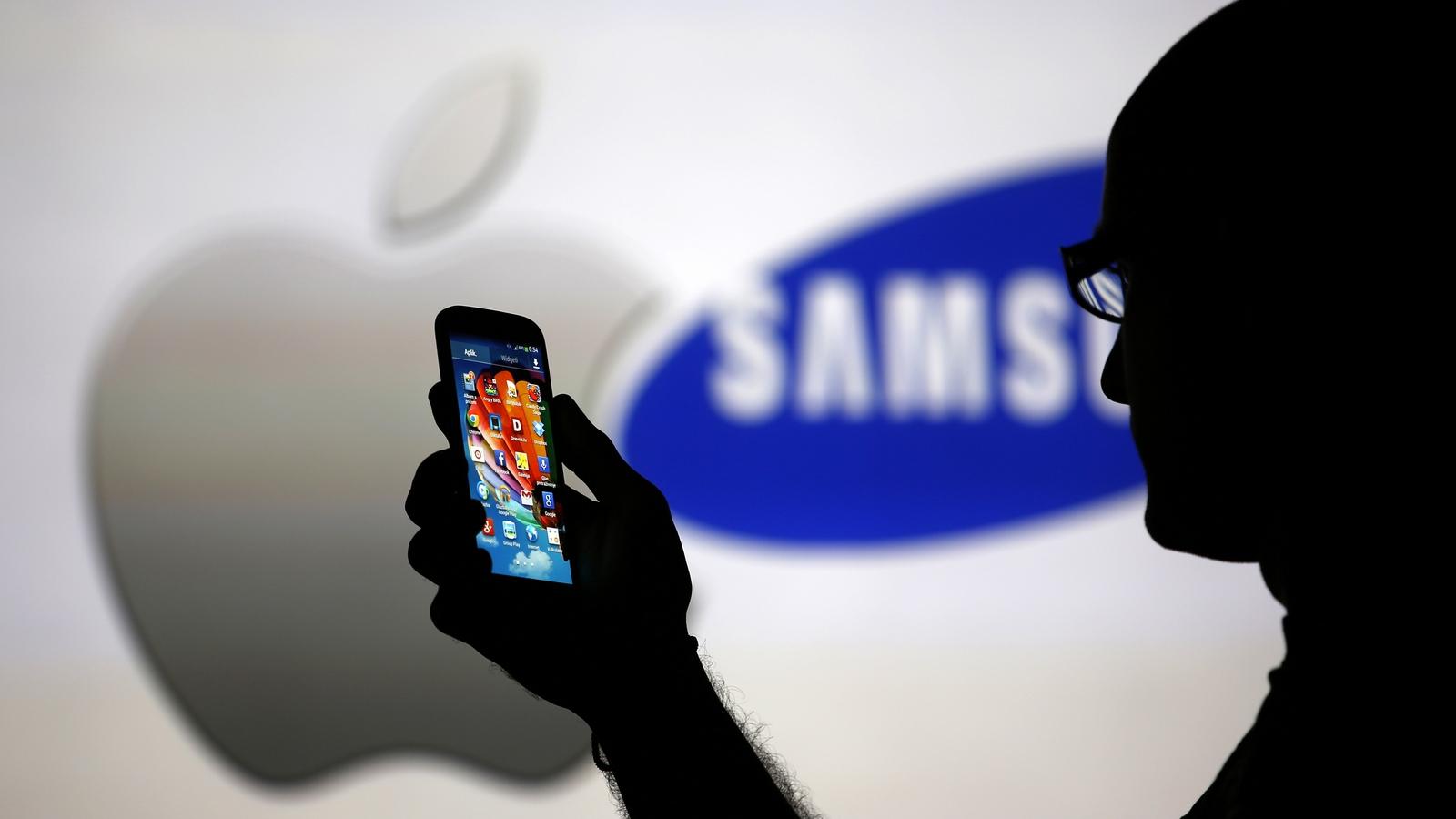 Apple недополучила от Samsung $120 млн