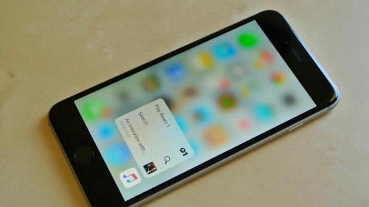 Жесты 3D Touch на старых iPhone без джейлбрейка вполне реальны