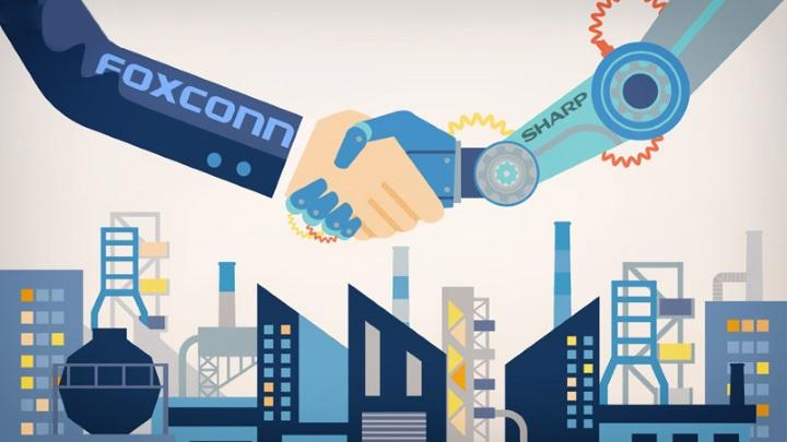 Foxconn купила Sharp «всего» за $3,5 млрд