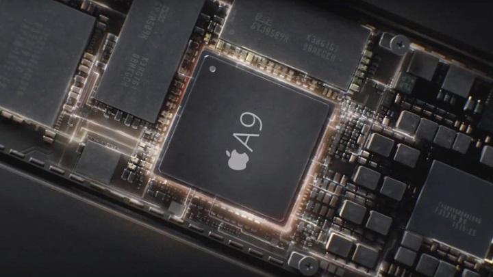 Apple A9занял второе место врейтинге производительности чипов для смартфонов