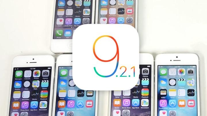 Скачать iOS 9.2.1 для iPhone, iPad и iPod touch (прямые ссылки)