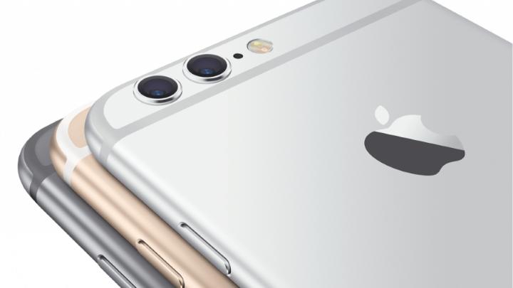 Модуль двойной камеры iPhone 7 Plus запечатлели на фото