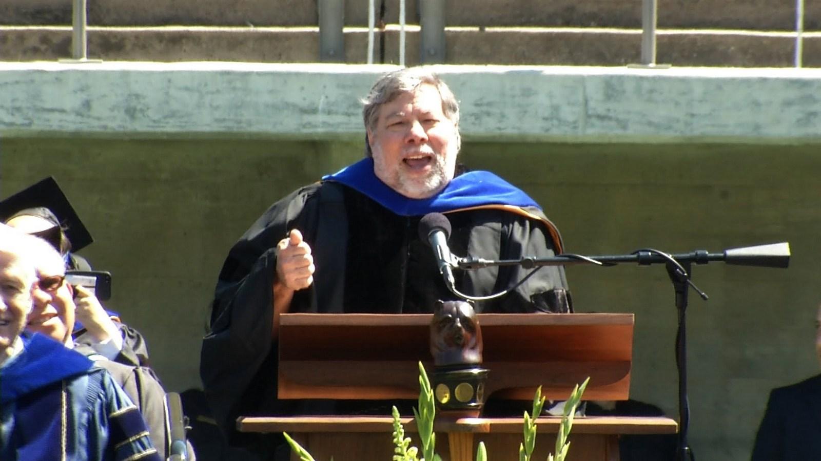 Стивен Возняк стал преподавателем в Университете High Point