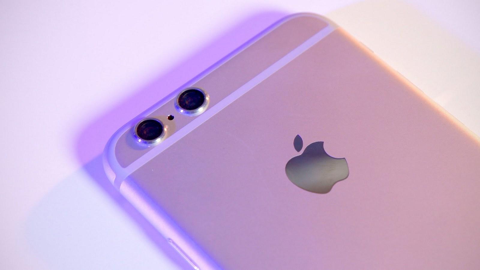 Работу двойной системы камер iPhone 7 показали на видео