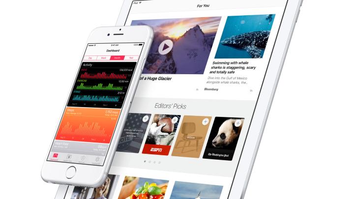 Полный список изменений iOS 9.3