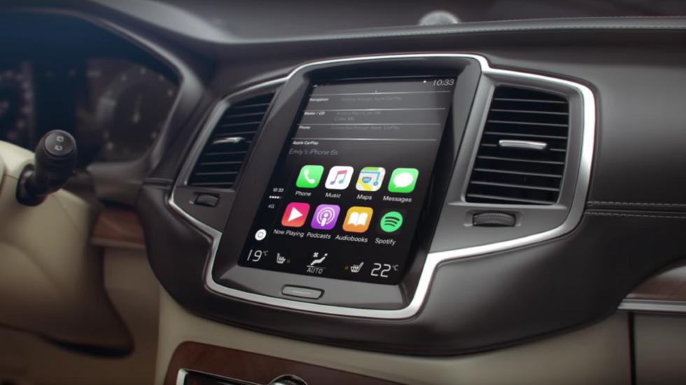 Фото возможного Apple Car появилось вСети