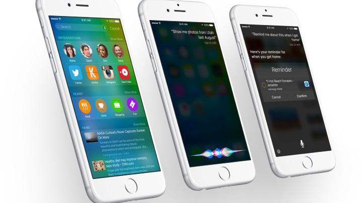 84% мобильных устройств Apple работают наiOS 9