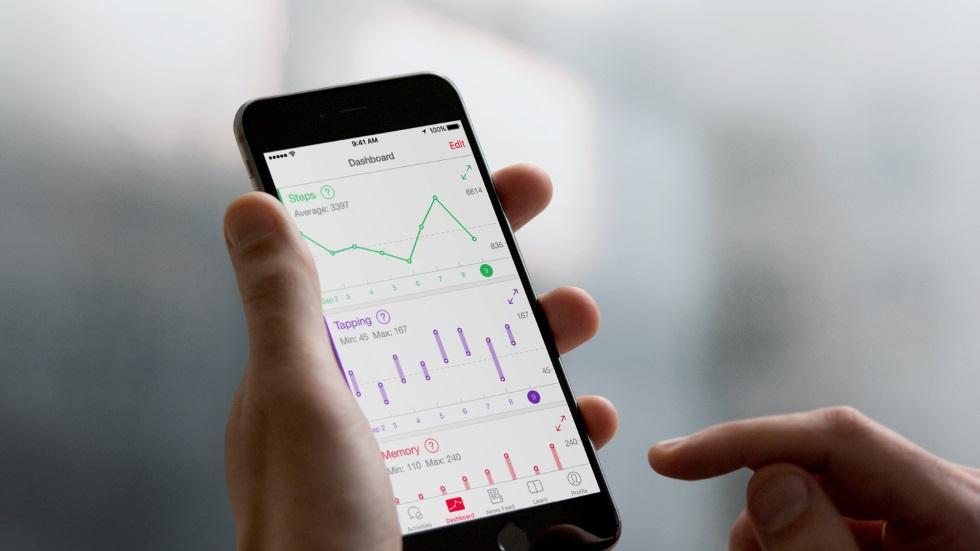 Первые четыре приложения обновились поддержкой платформы CareKit
