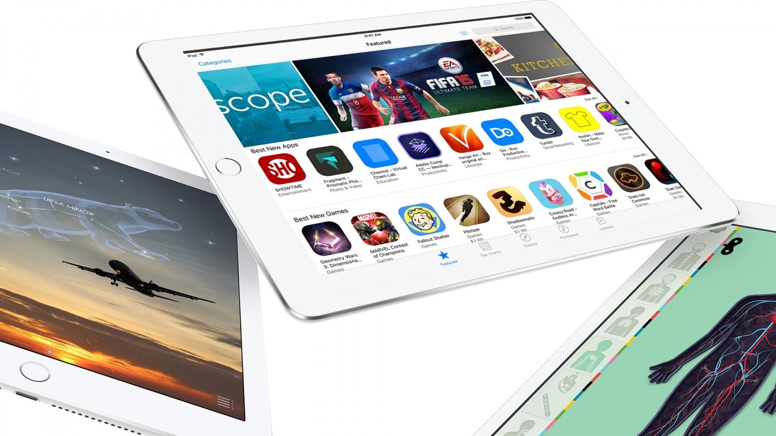 Секретная команда в Apple трудится над обновлённым App Store