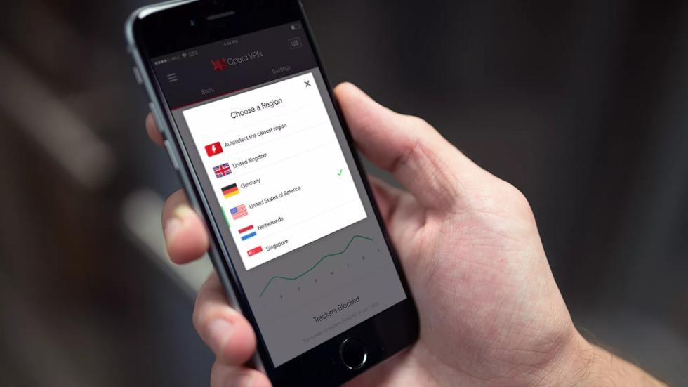 Opera VPN— бесплатный и безлимитный VPN для iPhone и iPad